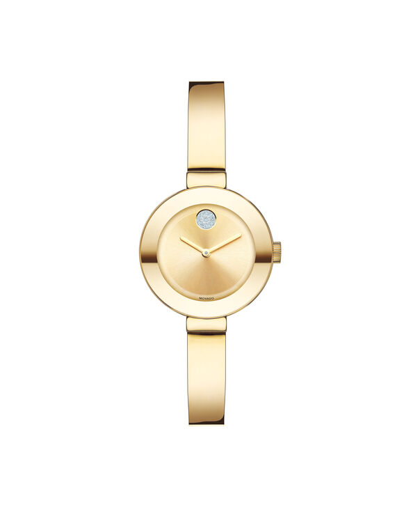 Movado | Movado Bold 25mm Yellow Gold-Plated Bangle