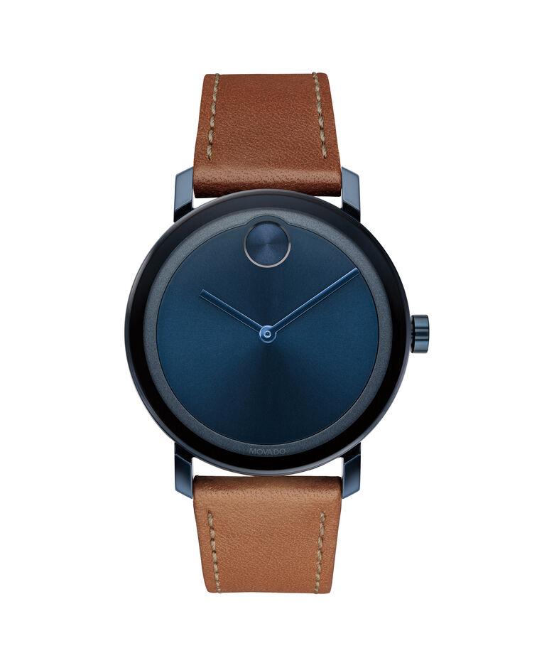 MOVADO Movado BOLD3600520 – Men's 40 mm strap watch - Front view