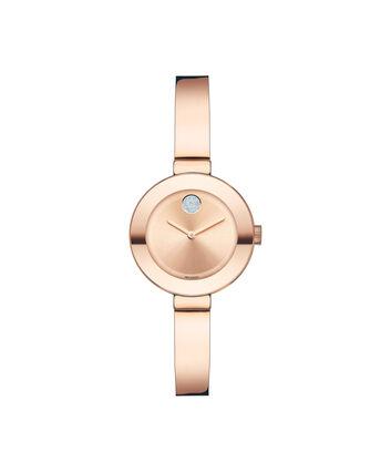 MOVADO Movado BOLD3600286 – 25 mm Metals bangle watch - Front view