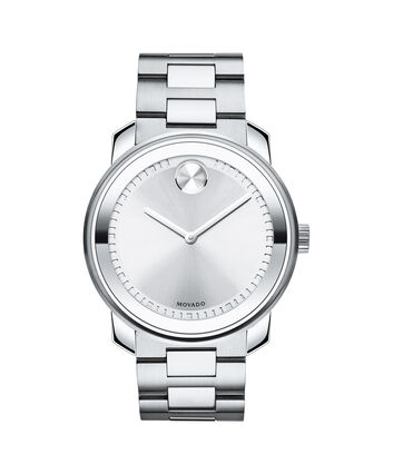 MOVADO Movado BOLD3600257 – 42.5 mm Metals bracelet watch - Front view