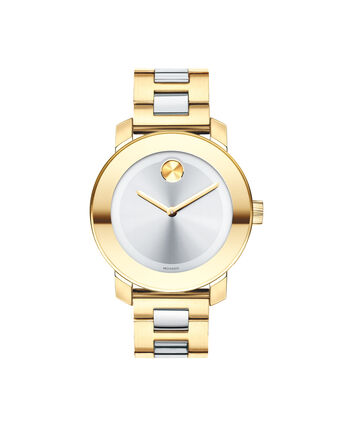 MOVADO Movado BOLD3600129 – 36 mm Metals bracelet watch - Front view