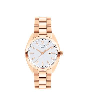 MOVADO Movado Heritage Series3650039 – Women's 31 mm bracelet watch - Front view
